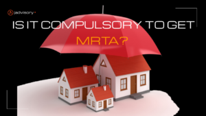 Is it compulsory to get MRTA with your bank?