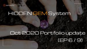 HGS Oct 2020 Portfolio Update