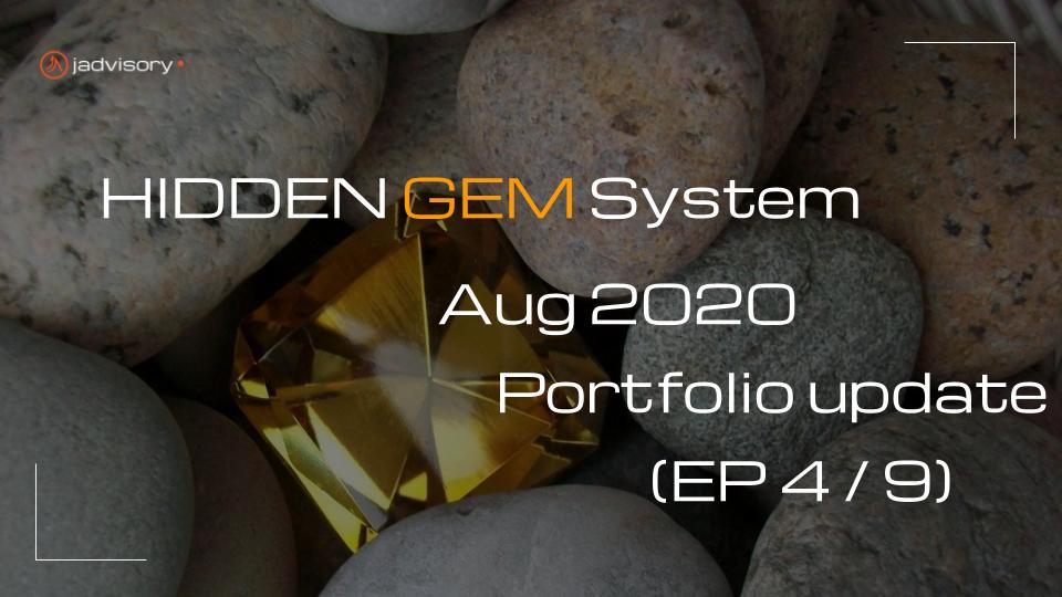 HGS Portfolio Update 2020 Aug