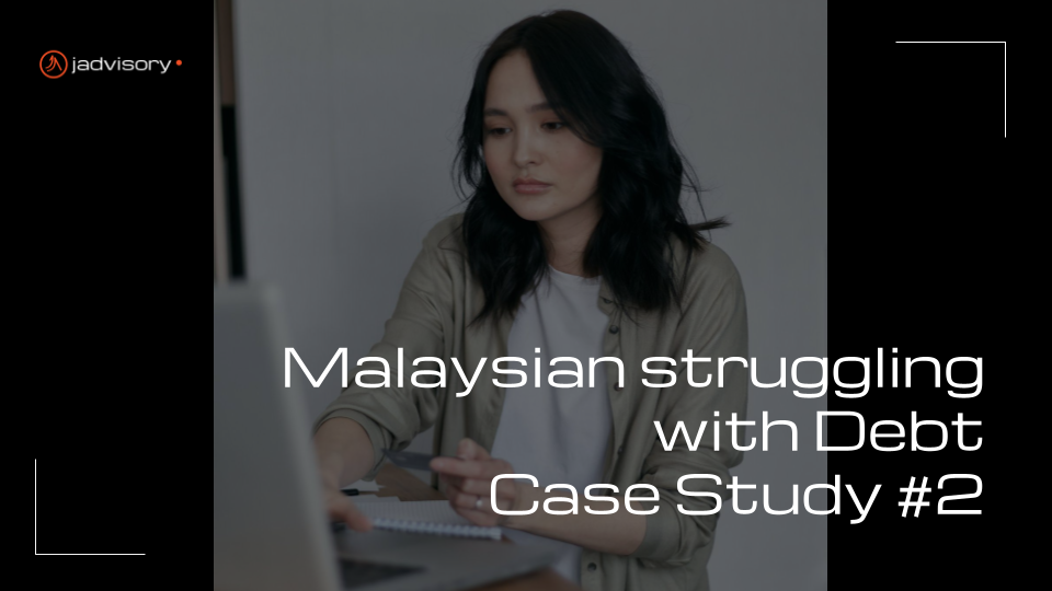 Malaysian struggling with debt case study 2