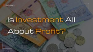 is investment all about profit