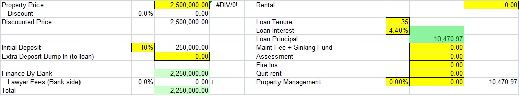 How to save 50% of housing loan interest detail situation