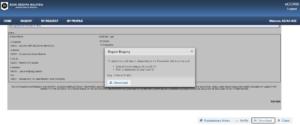 eCCRIS report download